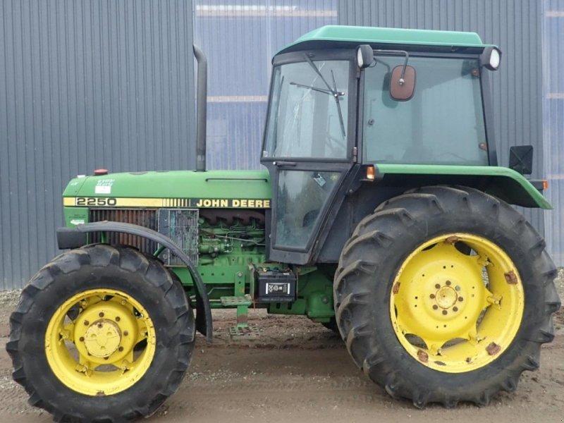 Traktor typu John Deere 2250, Gebrauchtmaschine w Viborg (Zdjęcie 1)