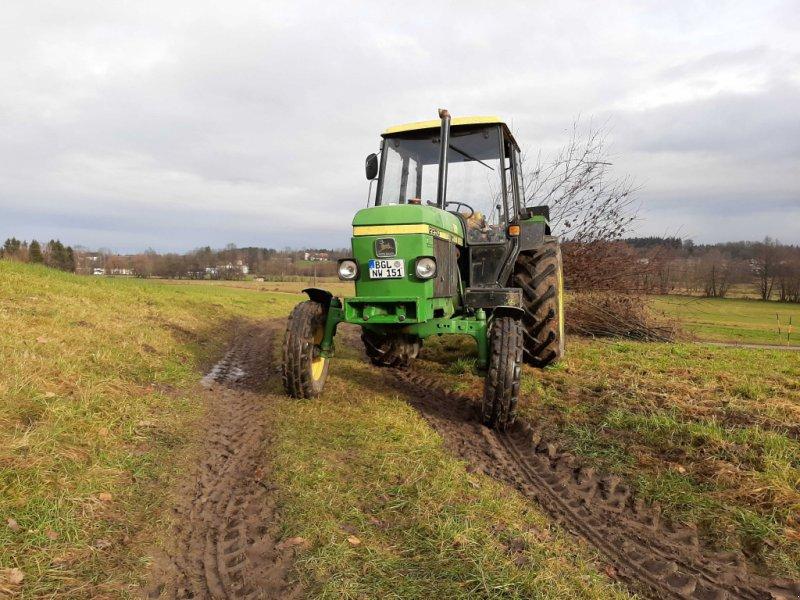 Traktor tip John Deere 2250, Gebrauchtmaschine in teisendorf  (Poză 1)