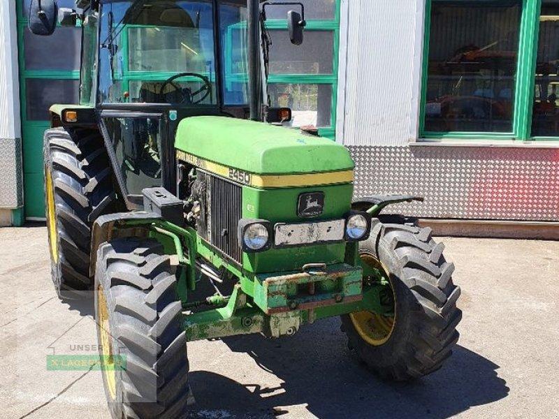 Traktor des Typs John Deere 2450 A, Gebrauchtmaschine in St. Michael (Bild 1)