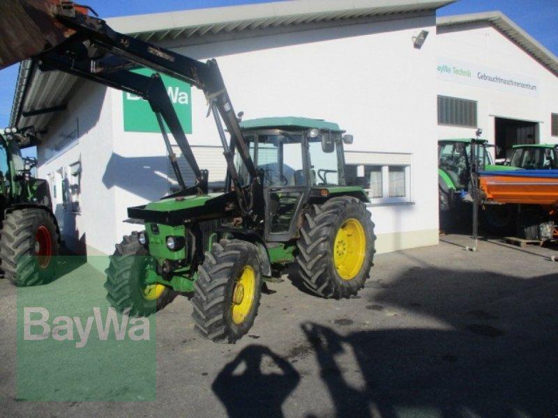 Traktor des Typs John Deere 2450, Gebrauchtmaschine in Schönau b.Tuntenhausen (Bild 1)