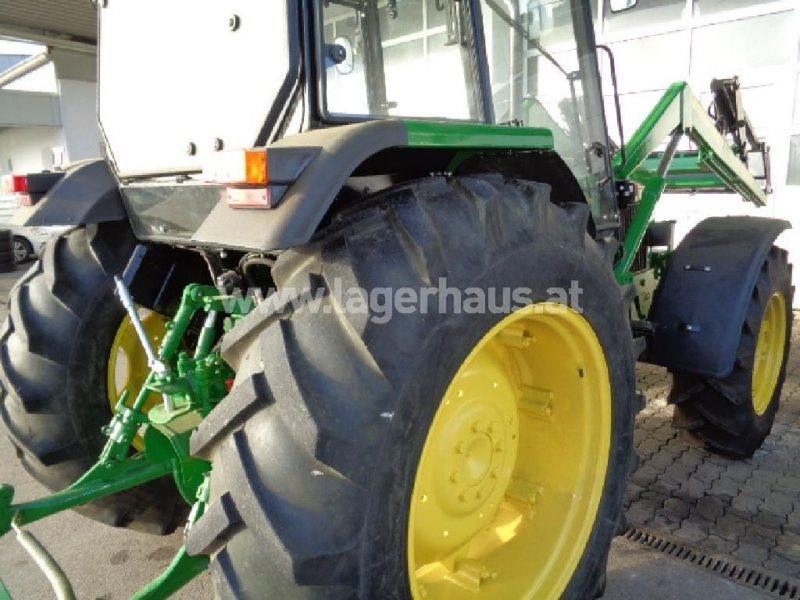 Traktor типа John Deere 2650 A, Gebrauchtmaschine в Neukirchen am Walde (Фотография 6)