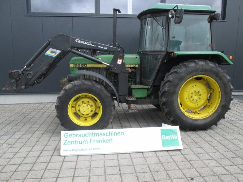 Traktor du type John Deere 2650 AS, Gebrauchtmaschine en Wülfershausen an der Saale (Photo 1)