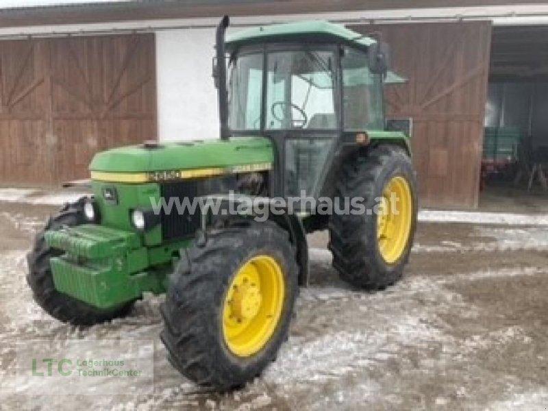Traktor des Typs John Deere 2650 AS, Gebrauchtmaschine in Attnang-Puchheim (Bild 1)