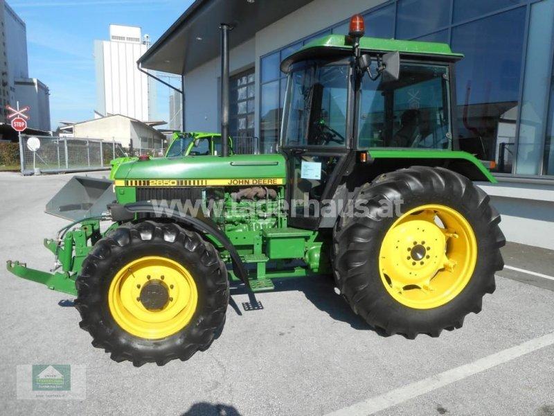 Traktor типа John Deere 2650 SG II, Gebrauchtmaschine в Klagenfurt (Фотография 2)