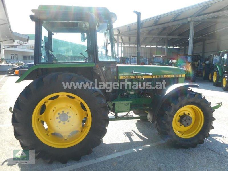 Traktor типа John Deere 2650 SG II, Gebrauchtmaschine в Klagenfurt (Фотография 4)