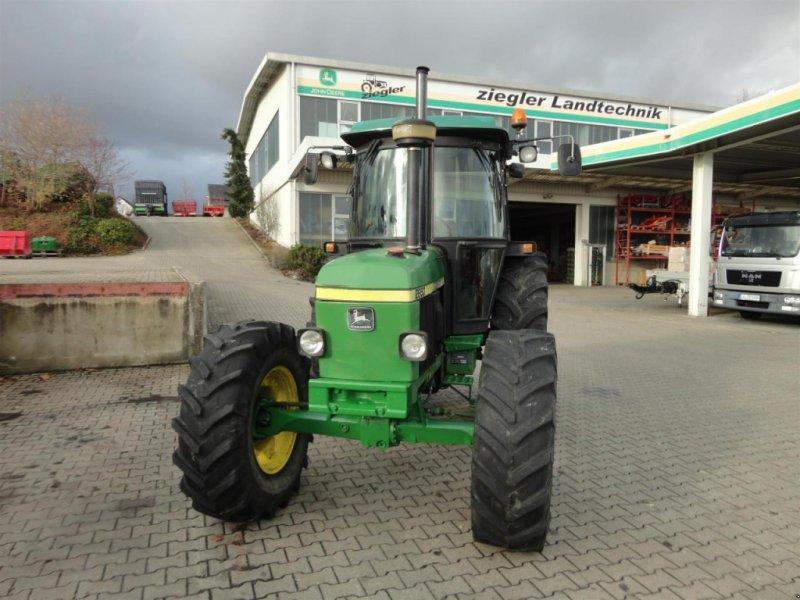 Traktor типа John Deere 2650, Gebrauchtmaschine в Kandern-Tannenkirch (Фотография 2)