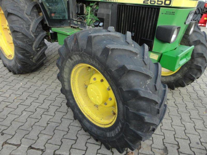 Traktor типа John Deere 2650, Gebrauchtmaschine в Kandern-Tannenkirch (Фотография 8)