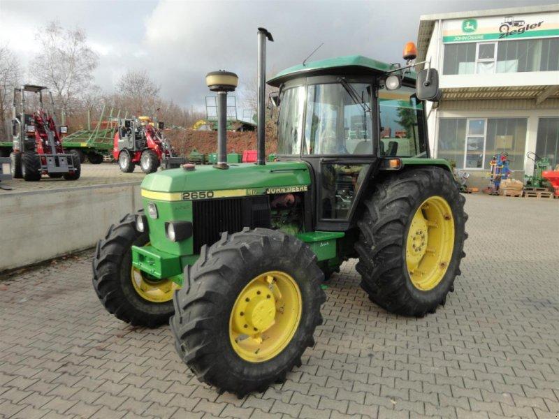 Traktor типа John Deere 2650, Gebrauchtmaschine в Kandern-Tannenkirch (Фотография 3)