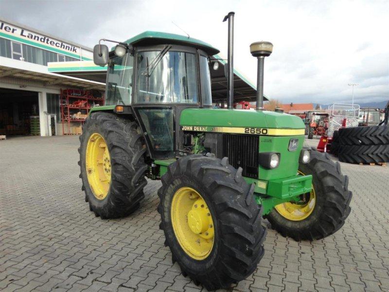 Traktor типа John Deere 2650, Gebrauchtmaschine в Kandern-Tannenkirch (Фотография 1)