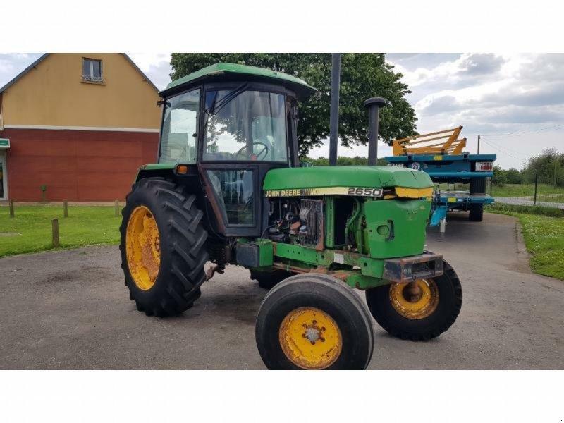 Traktor типа John Deere 2650, Gebrauchtmaschine в Pencran (Фотография 1)