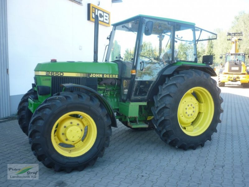 Traktor a típus John Deere 2650, Gebrauchtmaschine ekkor: 91257 Pegnitz-Bronn (Kép 1)