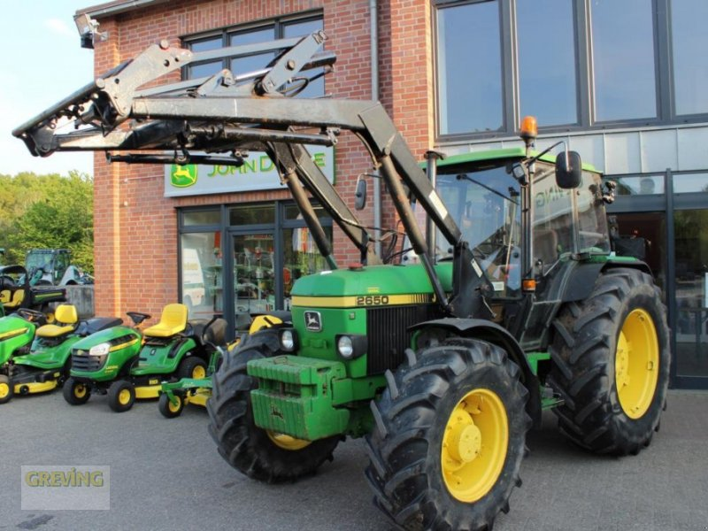 Traktor типа John Deere 2650, Gebrauchtmaschine в Ahaus (Фотография 1)