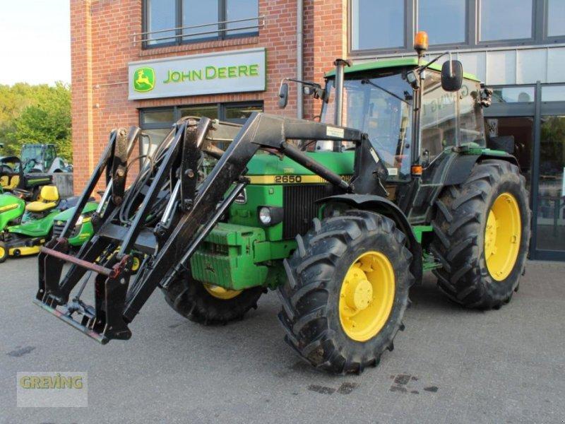 Traktor типа John Deere 2650, Gebrauchtmaschine в Ahaus (Фотография 2)