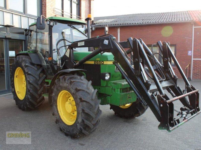 Traktor типа John Deere 2650, Gebrauchtmaschine в Ahaus (Фотография 5)