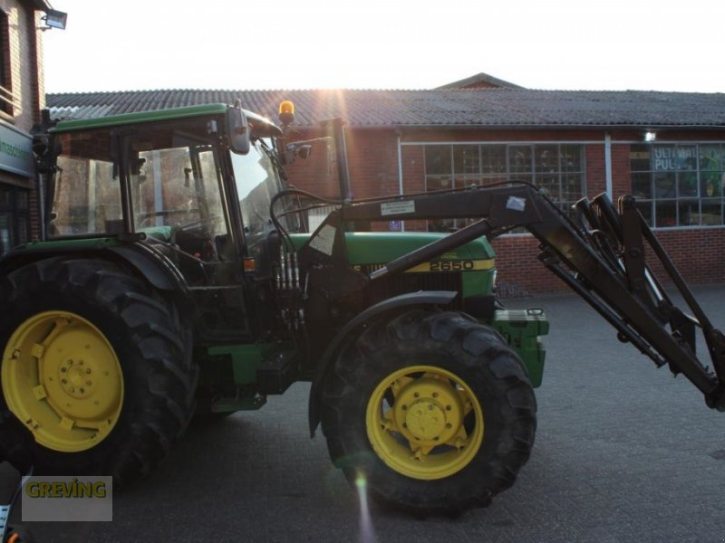 Traktor типа John Deere 2650, Gebrauchtmaschine в Ahaus (Фотография 7)