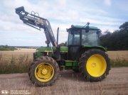 John Deere 2850  , 4 WD med Veto FX 2010 frontlæsser Тракторы