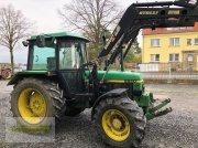 John Deere 2850 A Synchrongetriebe 30km/h Traktor