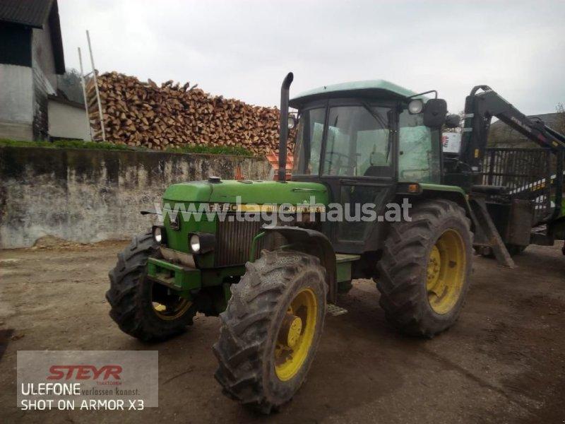 Traktor типа John Deere 2850 A VERMITTLUNG: 0650/9987344, Gebrauchtmaschine в Kilb (Фотография 1)