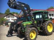 John Deere 2850 AS Power Synchron SG2 Bj 1990 6555 Std Frontlader Traktor