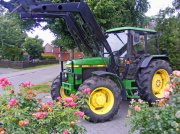 Traktor типа John Deere 2850 Frontlader+Druckluftanlage, Gebrauchtmaschine в Kutenholz