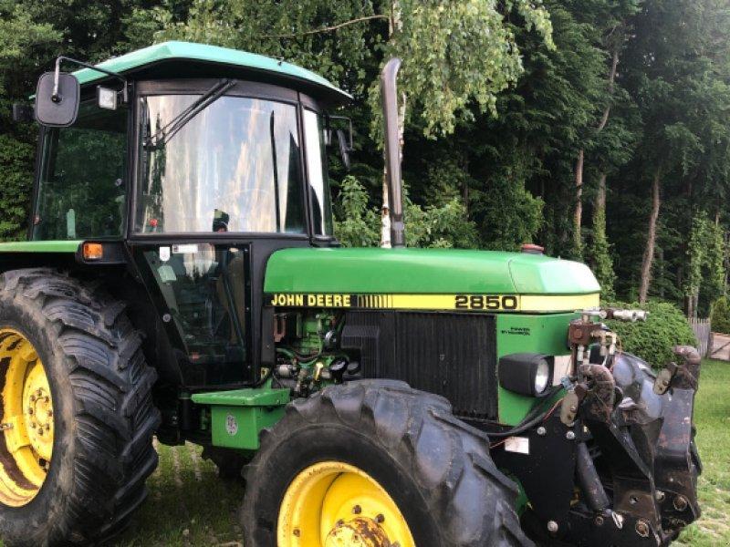 Traktor des Typs John Deere 2850  SG2, Gebrauchtmaschine in Wies (Bild 3)
