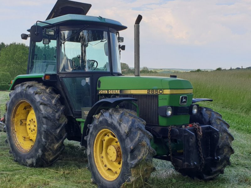 Traktor a típus John Deere 2850  SG2, Gebrauchtmaschine ekkor: Ramingstein (Kép 1)