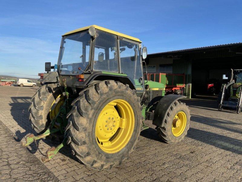 Traktor des Typs John Deere 2850, Gebrauchtmaschine in Steinau  (Bild 3)