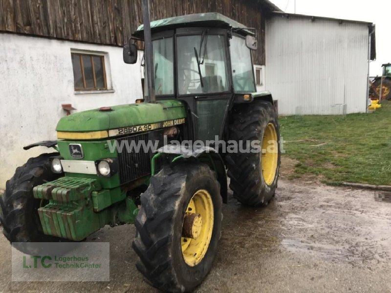 Traktor des Typs John Deere 2850, Gebrauchtmaschine in Kalsdorf (Bild 1)