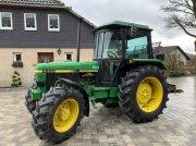 Traktor of the type John Deere 2850 in Wilhelmsthal/ Hessel