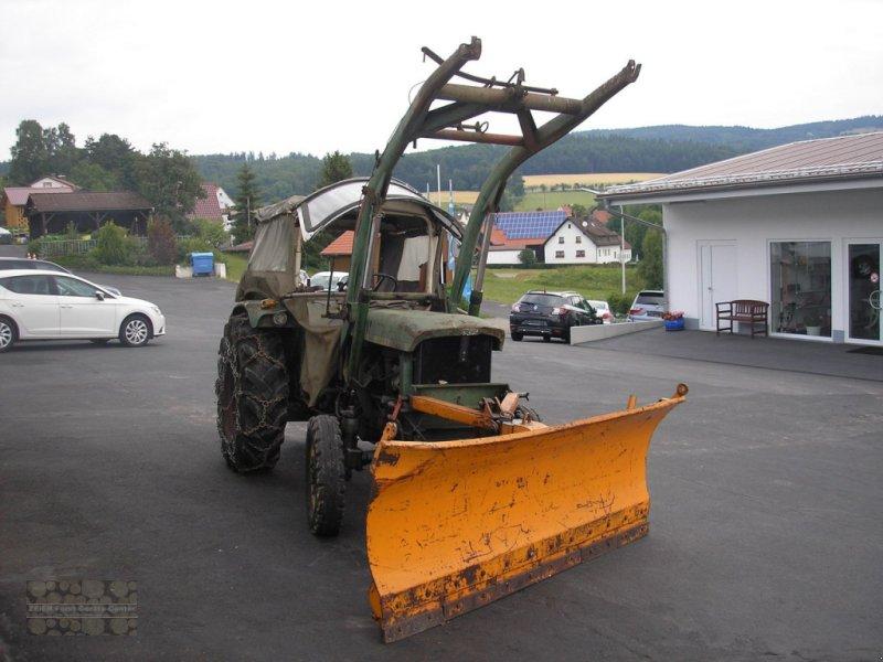 Traktor des Typs John Deere 300A, Gebrauchtmaschine in Geroda (Bild 1)