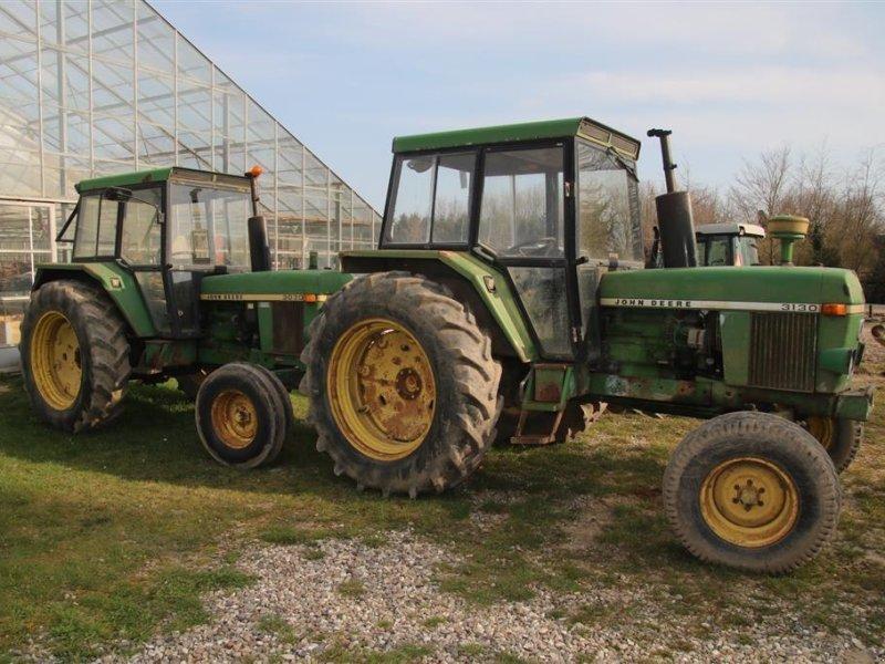 Traktor типа John Deere 3030 og 3130, Gebrauchtmaschine в Høng (Фотография 1)