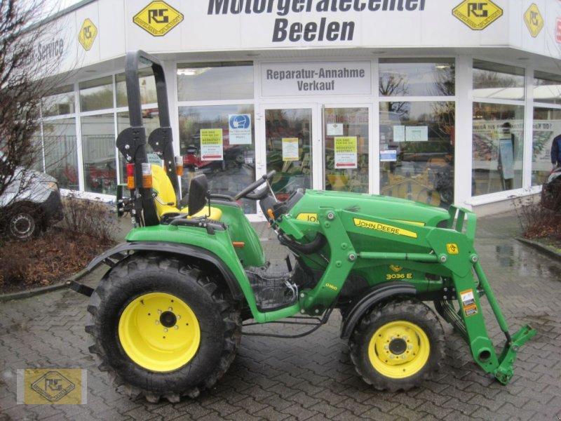 Traktor tipa John Deere 3036E, Gebrauchtmaschine u Beelen (Slika 1)
