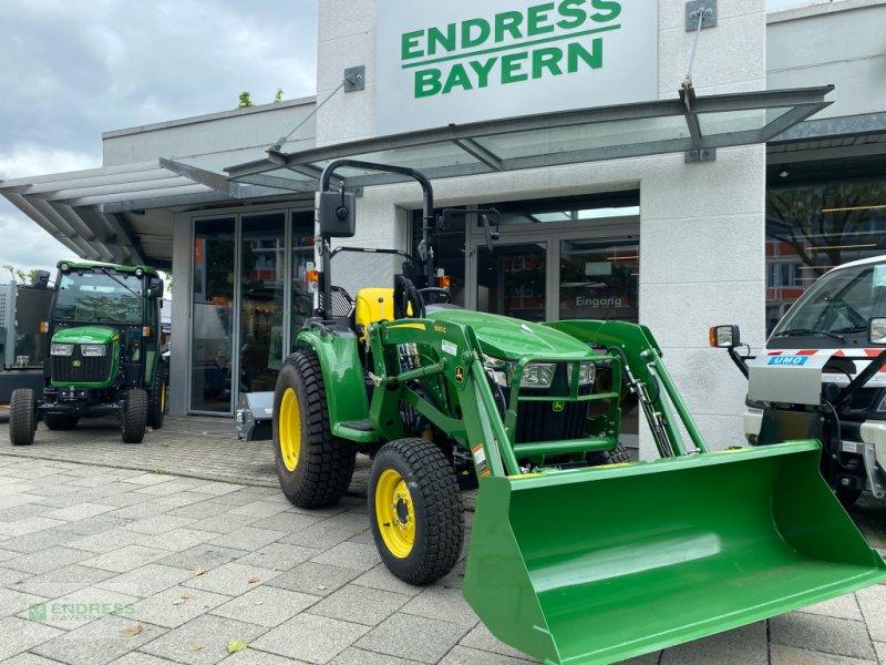 Traktor des Typs John Deere 3038 E, Neumaschine in München (Bild 1)
