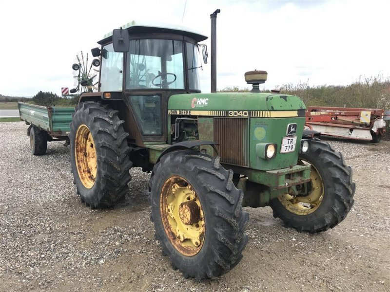 Traktor a típus John Deere 3040 4 WD, Gebrauchtmaschine ekkor: Løgstør (Kép 1)