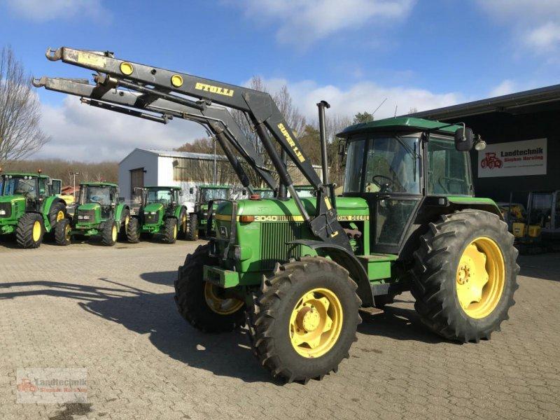 Traktor tip John Deere 3040 + Stoll Super 1.3 Frontlader, Gebrauchtmaschine in Marl (Poză 1)
