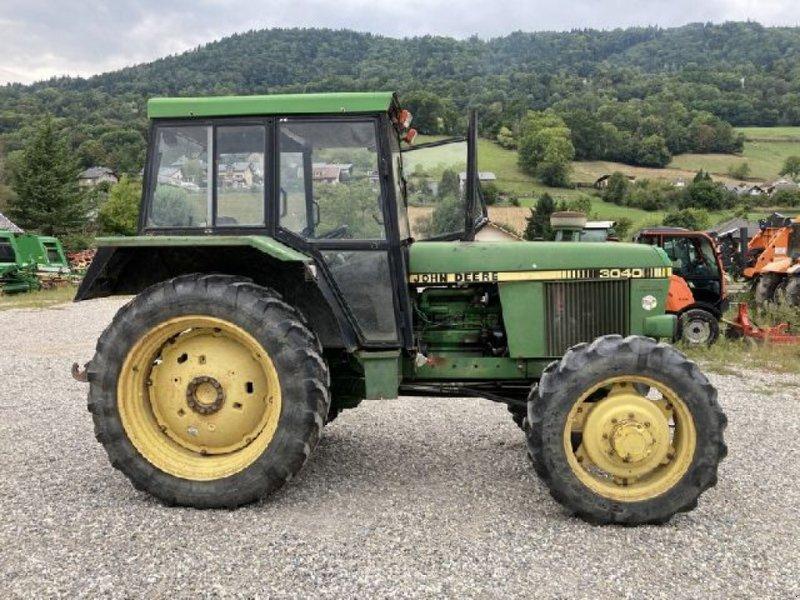 Traktor a típus John Deere 3040, Gebrauchtmaschine ekkor: LA ROCHETTE (Kép 2)