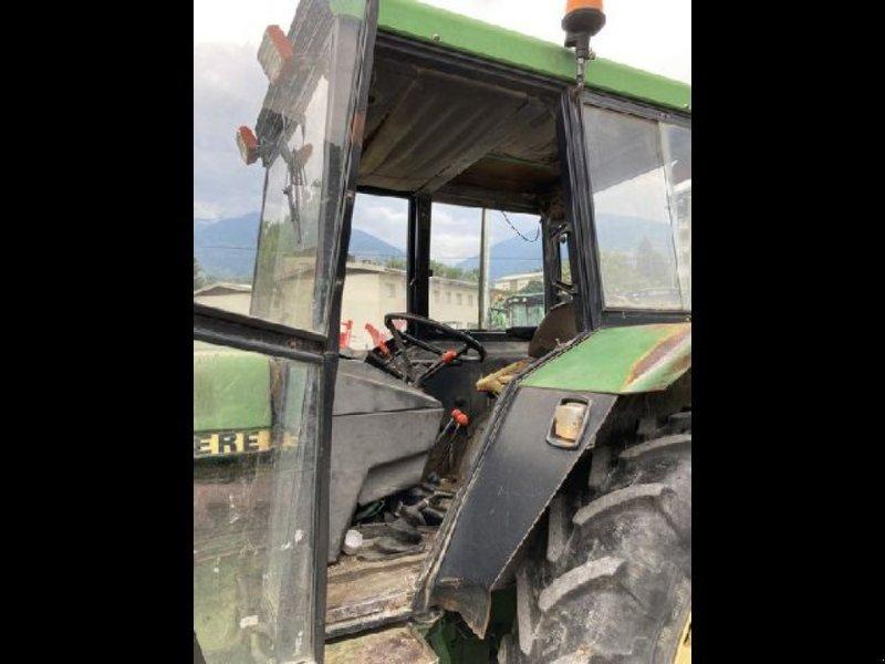 Traktor a típus John Deere 3040, Gebrauchtmaschine ekkor: LA ROCHETTE (Kép 7)