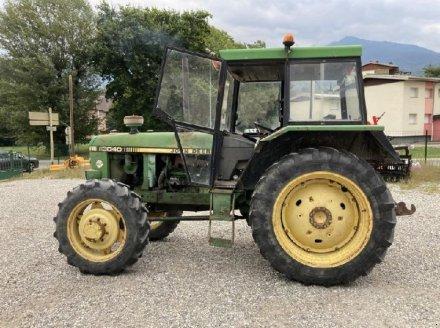 Traktor a típus John Deere 3040, Gebrauchtmaschine ekkor: LA ROCHETTE (Kép 6)