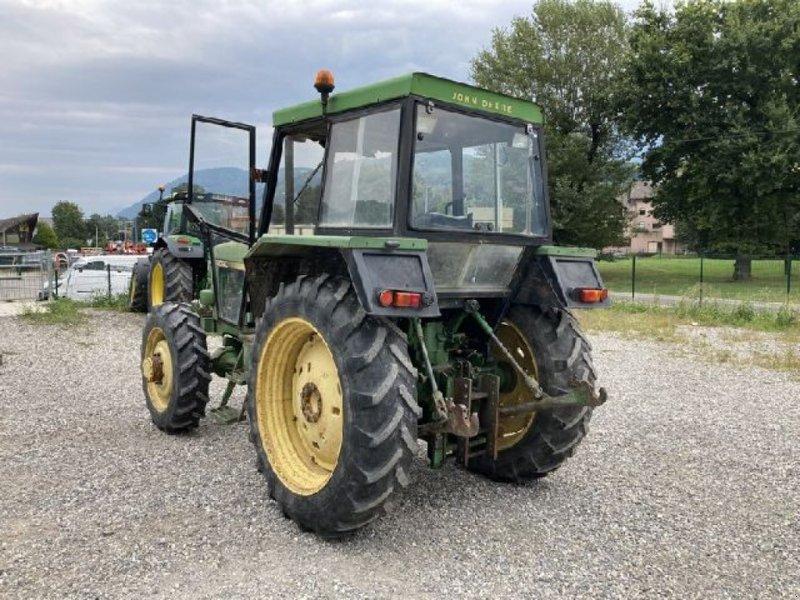 Traktor a típus John Deere 3040, Gebrauchtmaschine ekkor: LA ROCHETTE (Kép 5)