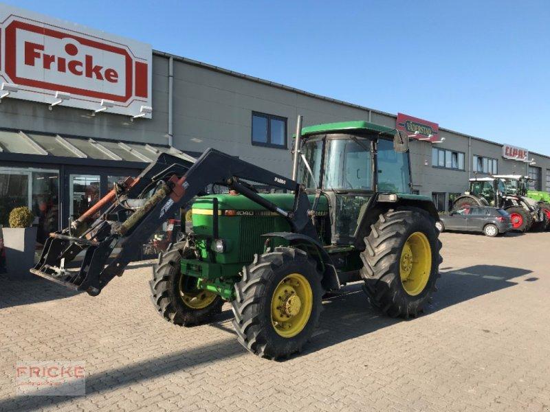 Traktor des Typs John Deere 3040, Gebrauchtmaschine in Demmin (Bild 1)