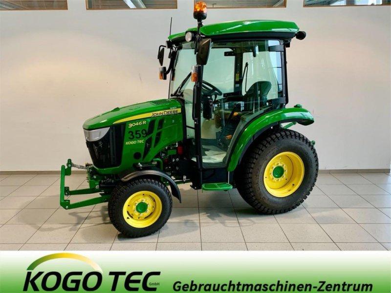 Traktor des Typs John Deere 3046R, Gebrauchtmaschine in Neubeckum (Bild 1)
