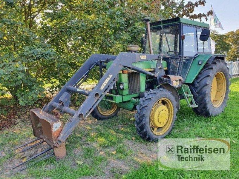 Traktor des Typs John Deere 3130 LS, Gebrauchtmaschine in Kruckow (Bild 1)