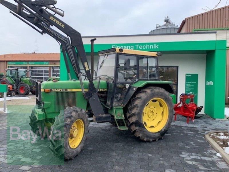 Traktor typu John Deere 3140 A, Gebrauchtmaschine w Fürth (Zdjęcie 1)