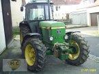 Traktor des Typs John Deere 3140 in Willanzheim