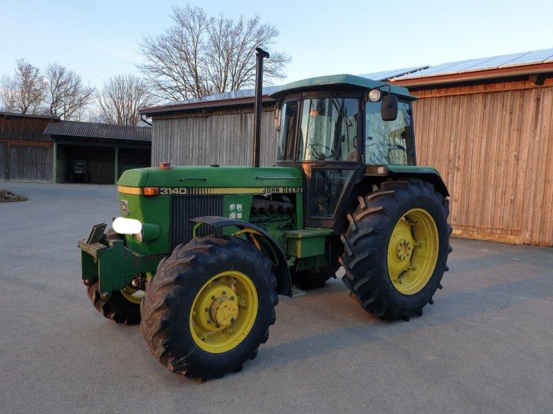Traktor des Typs John Deere 3140, Gebrauchtmaschine in Kaufering (Bild 1)