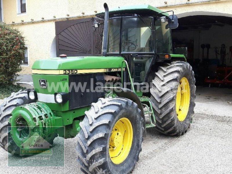 Traktor des Typs John Deere 3350 A, Gebrauchtmaschine in Wels (Bild 1)