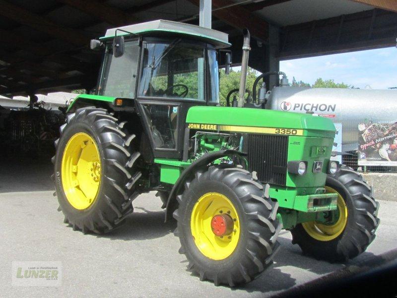 Traktor des Typs John Deere 3350, Gebrauchtmaschine in Kaumberg (Bild 1)