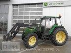 Traktor des Typs John Deere 3410 in Bad Lauterberg-Barbi