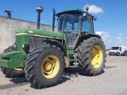 Traktor typu John Deere 3650 SG 2 A, Gebrauchtmaschine w MORHANGE