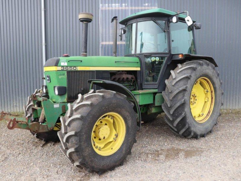 Traktor des Typs John Deere 3650, Gebrauchtmaschine in Viborg (Bild 1)